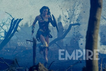 new wonder woman photo