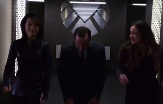 Agents Of SHIELD Blooper Reel