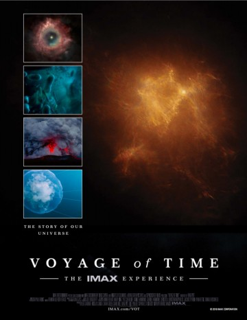 Voyage of Time: The IMAX Experience poster