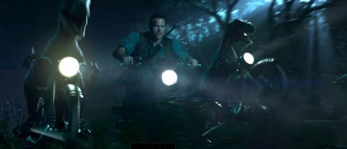 Jurassic World Parody Trailer