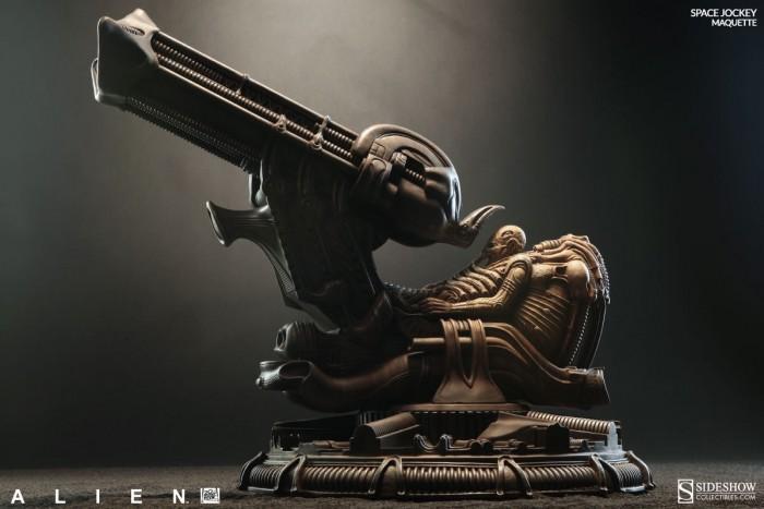Alien Space Jockey Maquette