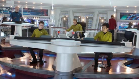 Star Trek Into The Darkness Blooper Reel