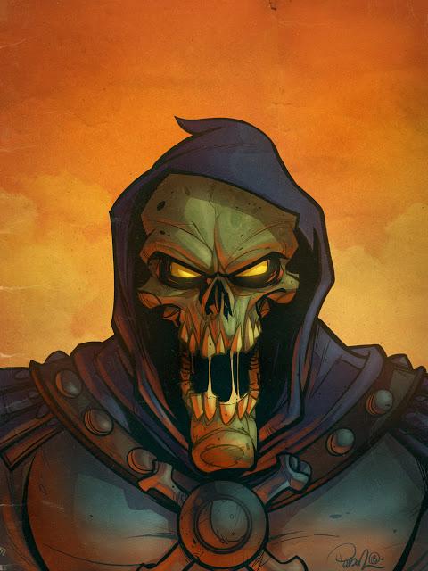 Skeletor By: Brett Parson