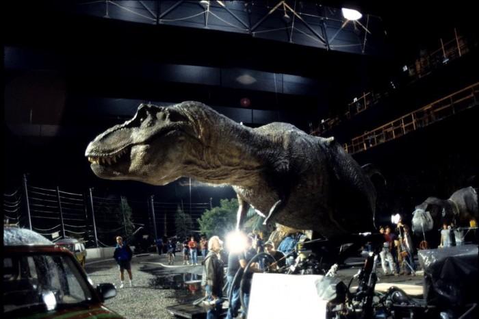 Jurassic Park TRex