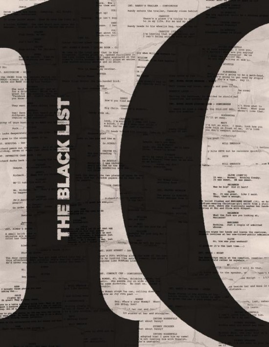 The Black List 2014