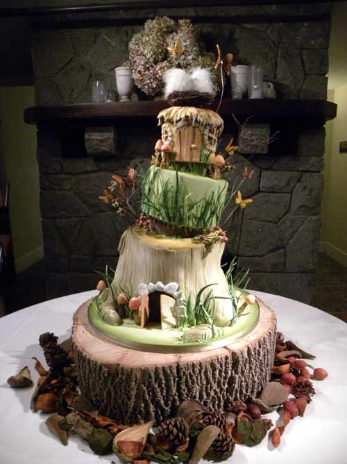 Page 2 Hobbit Guillermo Del Toro Blade Runner Quentin - Godfather Wedding Cake