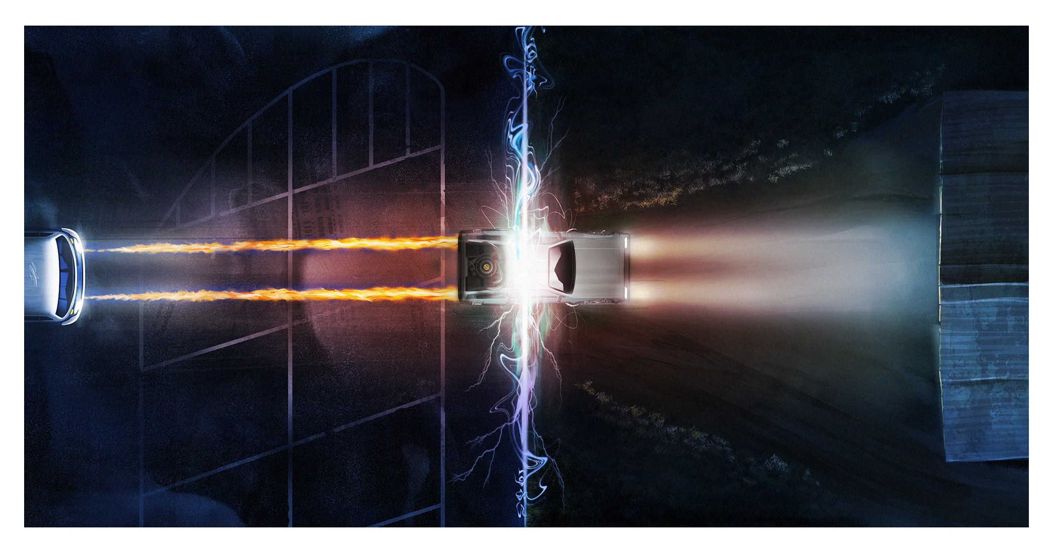 Cool Stuff Andy Fairhurst Back To The Future Prints
