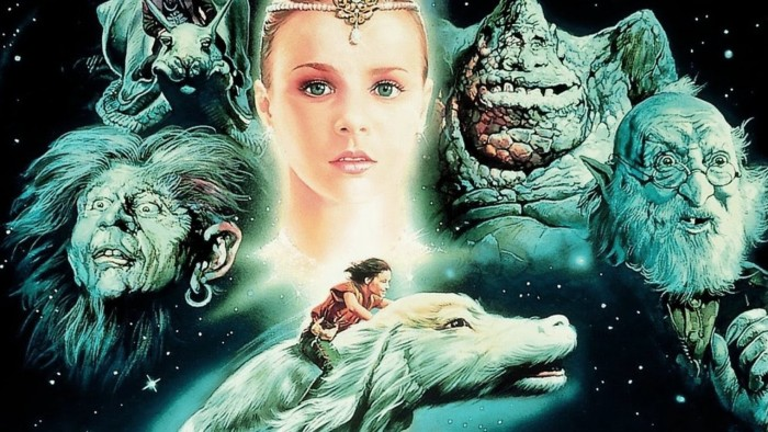 The Never-ending Story Tami Stronach interview