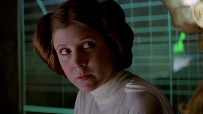 carrie fisher script doctor