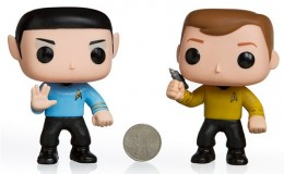 Star Trek TOS Vinyl Figures