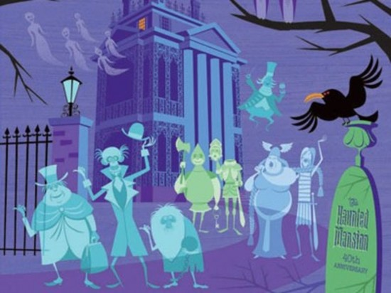 haunted mansion animated tv special