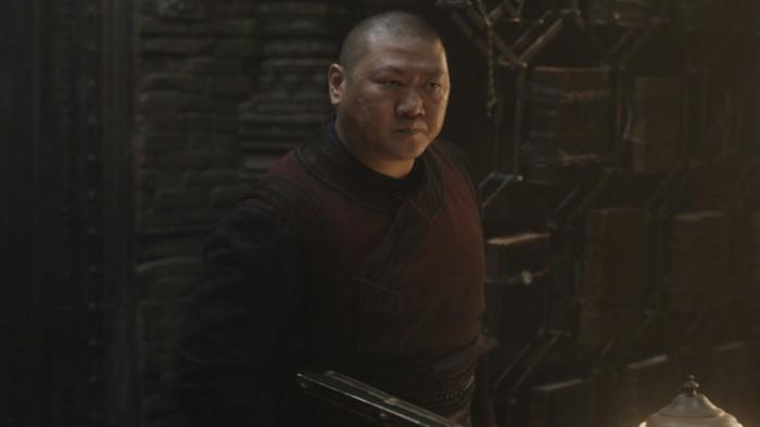 Benedict Wong Doctor Strange interview