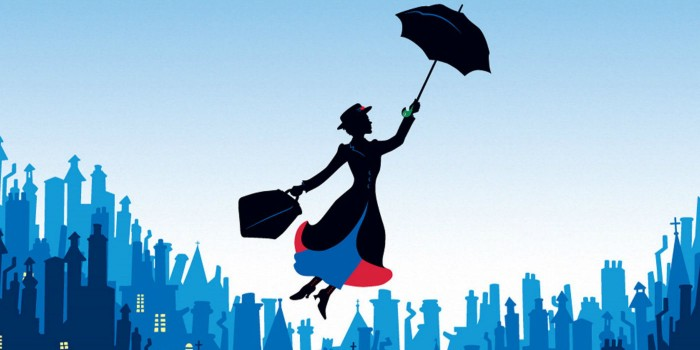 Mary Poppins Returns details