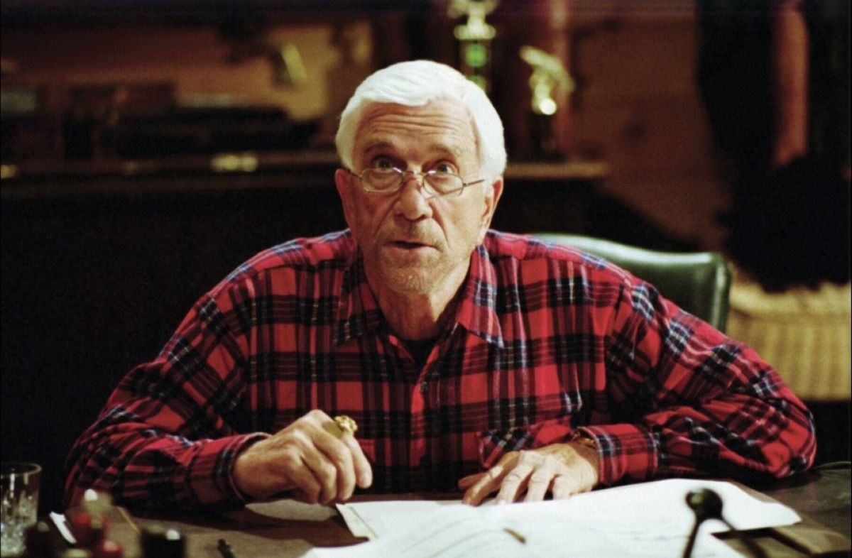 Shirley not? Leslie Nielsen dies at 84 · The Daily Edge