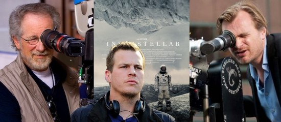 interstellar script differences steven spielberg christopher nolan and jonathan nolan