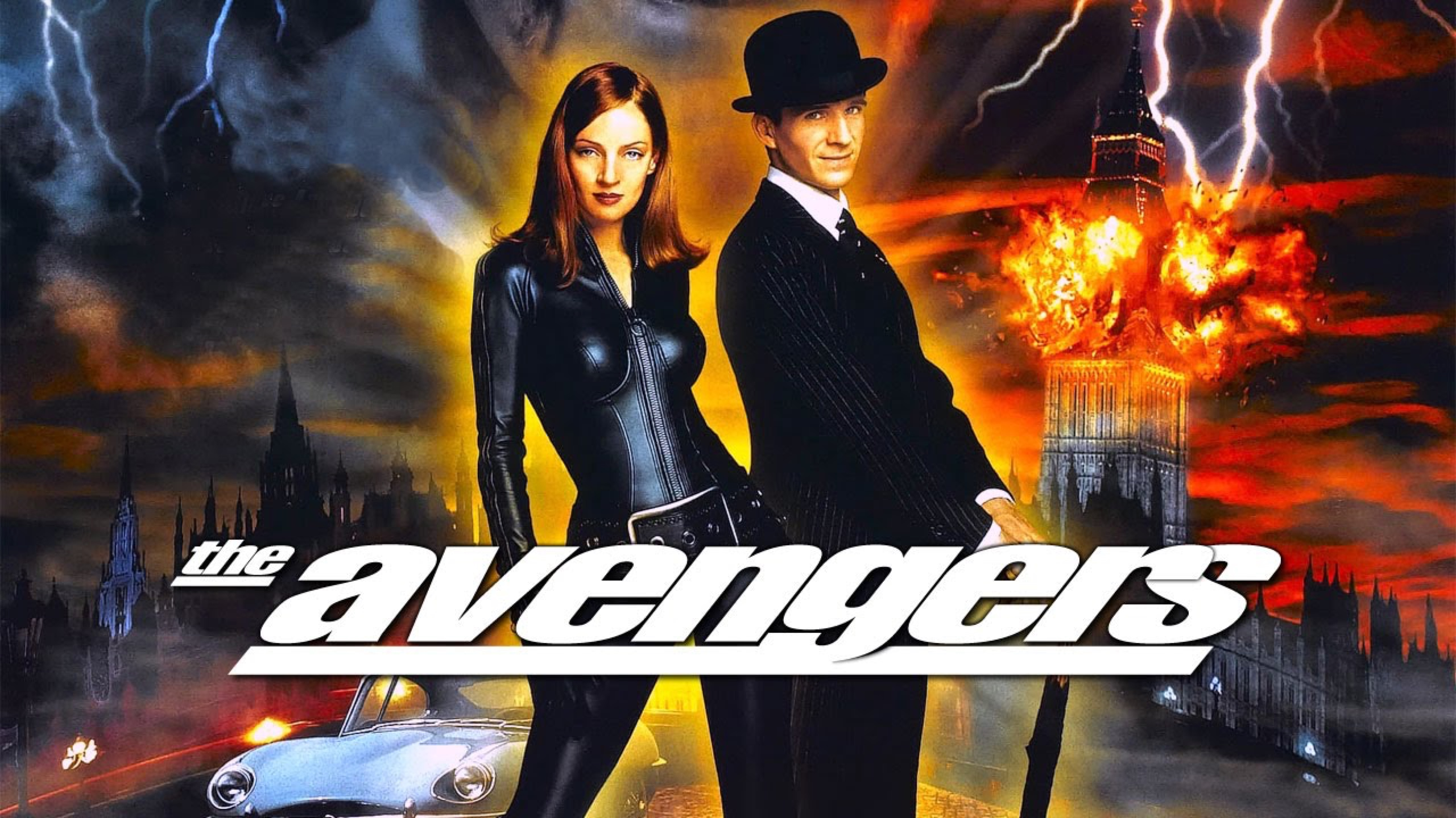 1998 the avengers oral history - The Avengers