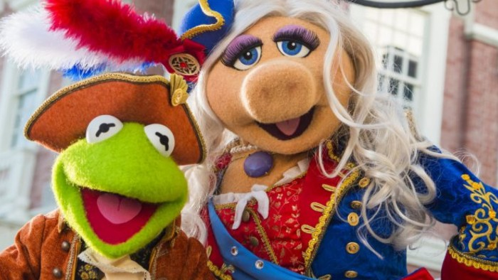 The Muppets live show