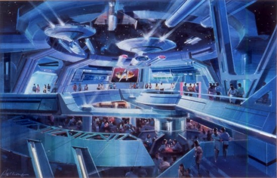 Star Trek Attractions