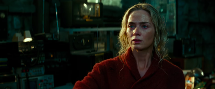 a quiet place super bowl tv spot