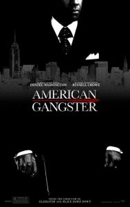 American Gangster Movie Poster