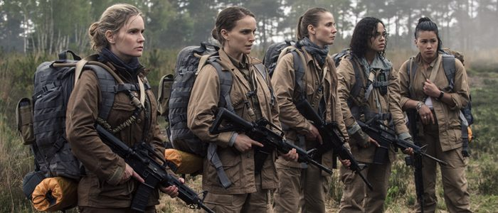 annihilation interview