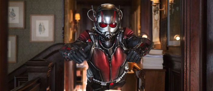 ant-man revisited
