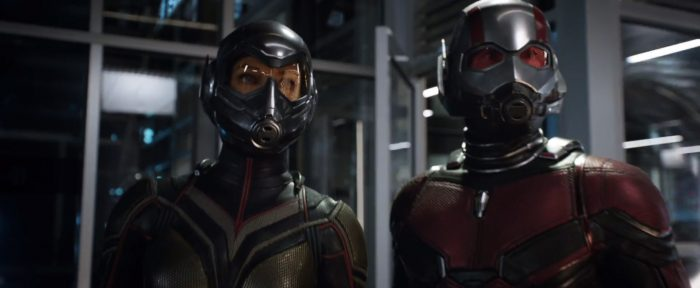 Ant-Man and the Wasp connects to Avengers 4