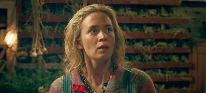 A Quiet Place Movie Review - Emily Blunt