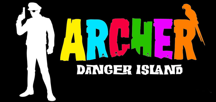 Archer Danger Island - Archer Season 9 NYCC Panel
