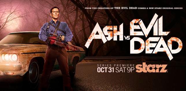 Ash vs Evil Dead clip