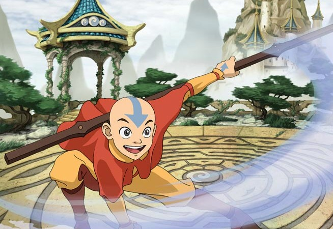 Avatar: The Last Airbender anime wallpaper