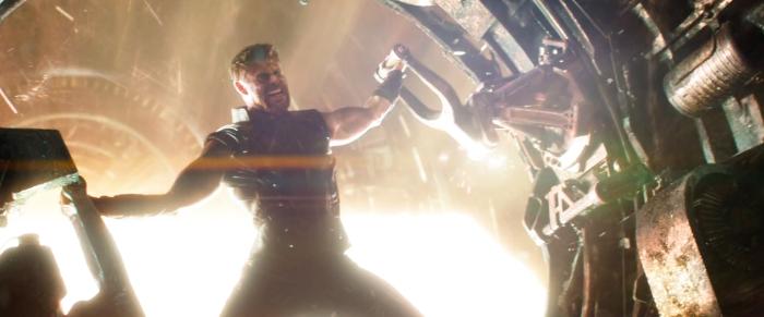 Chris Hemsworth Marvel Contract