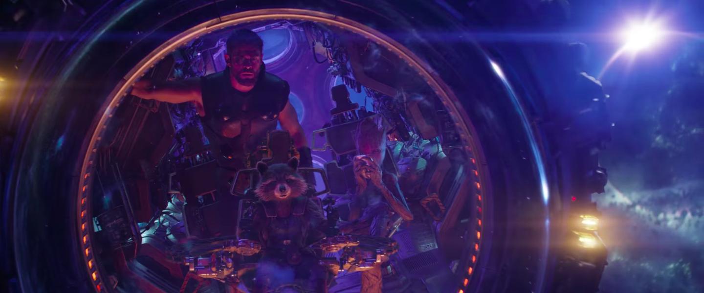 Infinity War Trailer Super Bowl