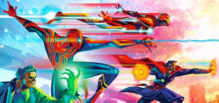 Avengers Infinity War Fandango Posters