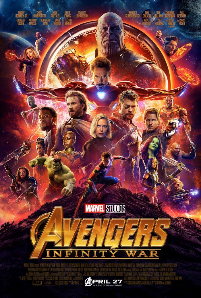 Avengers Infinity War Grand Finale