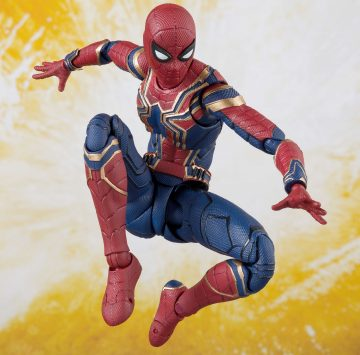Avengers Infinity War - Iron Spider SH Figuarts Figure