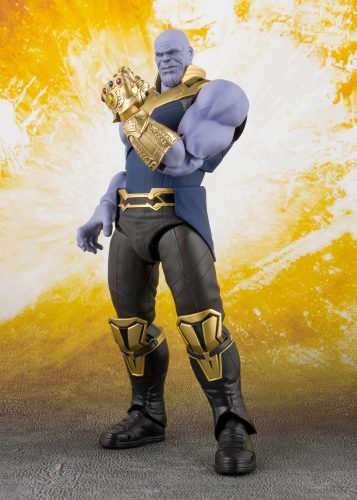 Avengers Infinity War - Thanos SH Figuarts Figure
