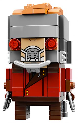 Avengers Infinity War BrickHeadsz - Star-Lord