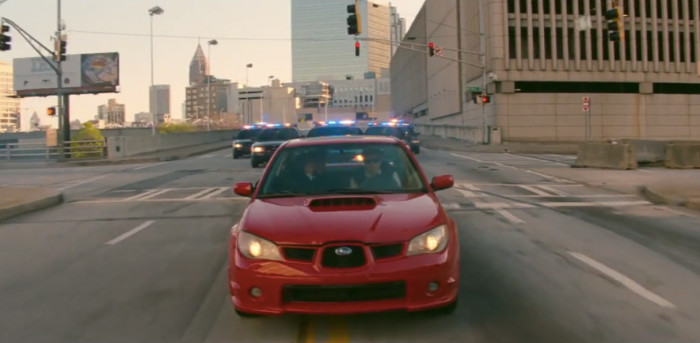 Baby Driver Opening Chase - Morning Watch