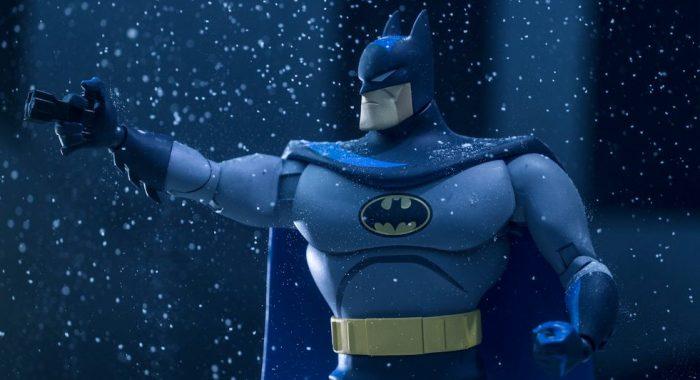 Mondo Batman The Animated Series Action Figure