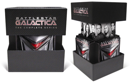 Battlestar Galactica: The Complete Series