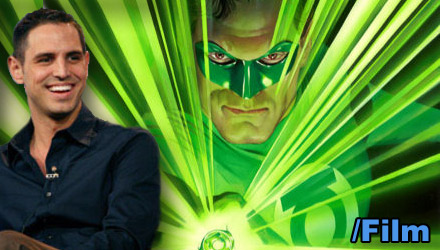Greg Berlanti directs The Green Lantern