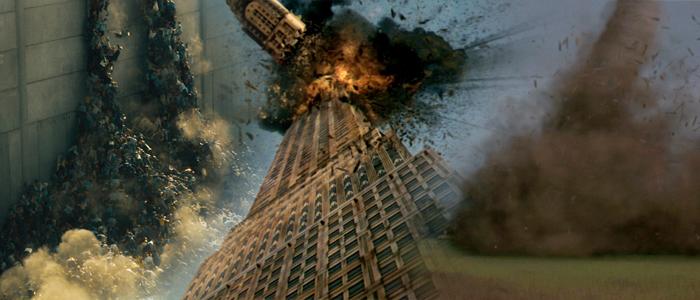 List Of  Natural Disaster Films