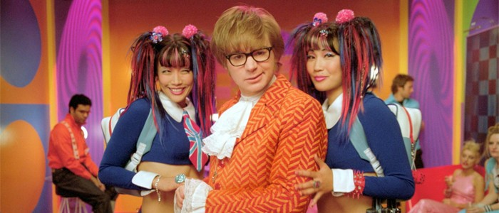 Austin Powers - Mike Myers
