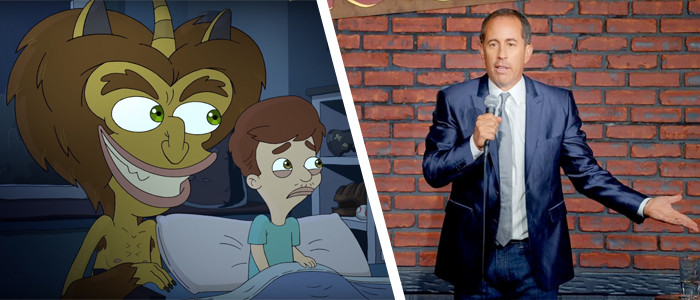 Big Mouth Teasers - Jerry Seinfeld Stand-Up