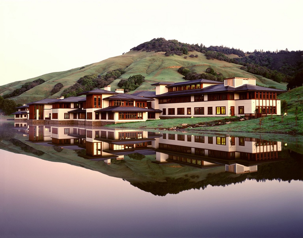 George Lucas Underground Volcano Lair Alternative Skywalker Ranch
