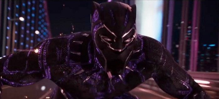 Black Panther Clip - Morning Watch