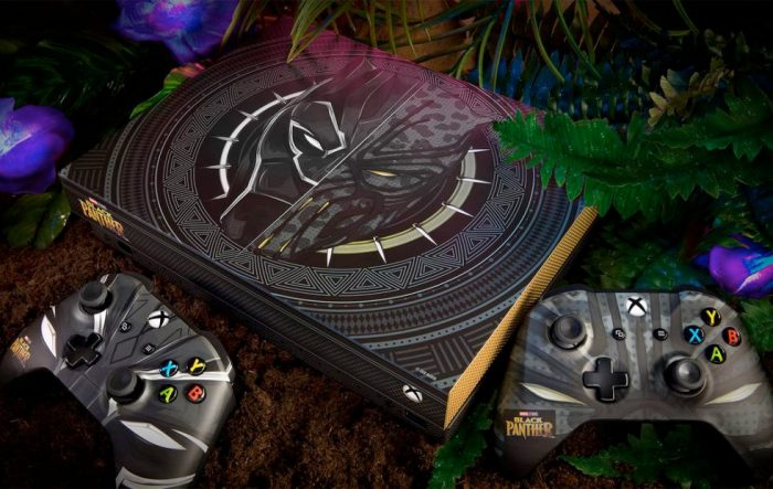 Win a Black Panther Xbox One X, Warner Bros. Wants Green Lantern Ring Back & More