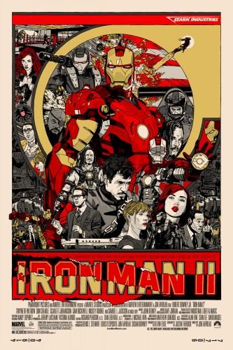 Tyler Stout Iron Man 2