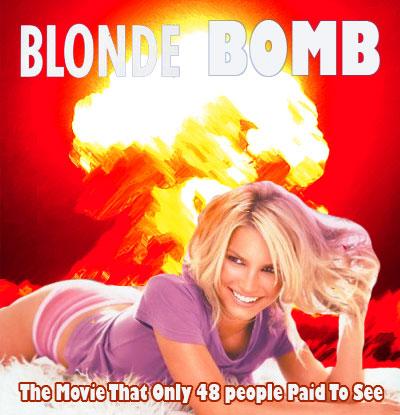 Jessica Simpson's Bonde Bomb